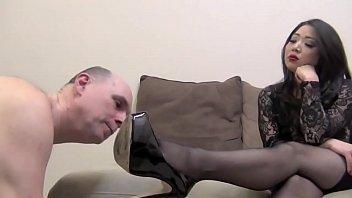 Watch video sex new Mistress Natsumi Tanaka pathetic finger masturbator HD in TubeXxvideo.Com