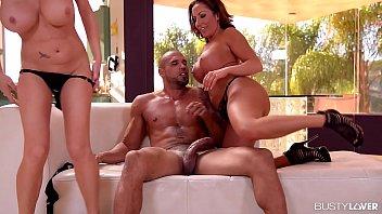 Download video sex hot Busty Milfs Richelle Ryan amp Dayton Rains Fucked Hard of free