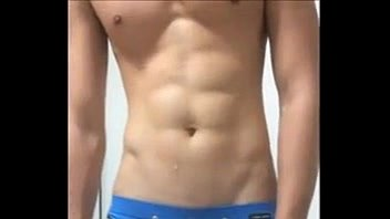 Video sex 6 packs Asian jerking off online fastest