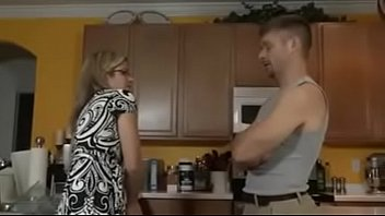 Video sex Cory Chase in SON FUCKS STEPMOM IN THE Kitchen in TubeXxvideo.Com