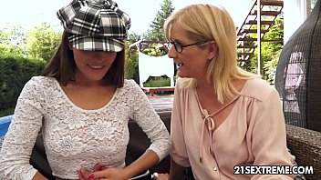 Video porn 2020 Dominica Fox and Jennyfer  Old Young Lesbian Love of free