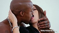 Tatted Cutie Clea Gaultier, gets a sweet anal f...