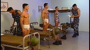 horny hunks fuck-army men