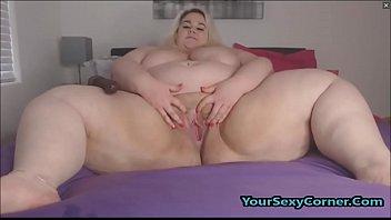 BBW cam show masturbating