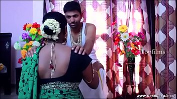 desimasala.co - Servant aunty huge cleavage and hanging boobs romance