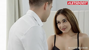 #LETSDOEIT - #Ginebra Bellucci - SEXY ASS TEEN GOT LICKED AND DRILLED BY BIG DICK BOYFRIEND