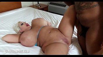 Busty milf bought by black guy