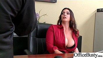 (Alison Tyler) Sexy Big Tits Office Girl Love Hard Sex clip-03