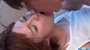 Hot japan girl Risa Mizuki in rough sex video