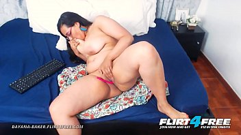 Dayana Baker - BBW Hispanic w Big Ass and Big Tits