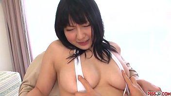 Hot japan gilr Megumi Haruka crying with fucking boyfriend
