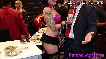 Andrea Diprè for HER - Daizha Morgann