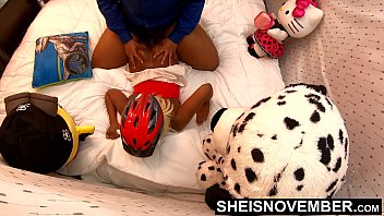 4k HD Face Down Prone Fucking Hardcore Beautiful Big Ass Young Black Girl By Big Cock Friend Multiple Angles Msnovember Movie
