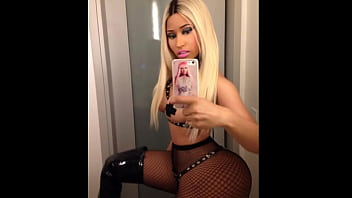 Nicki Minaj ASS and BOOBS morph