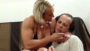 Remarkable wrestler sexy domination brigita only
