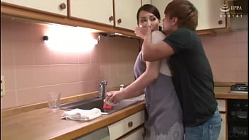 Mother and son have sex PMV