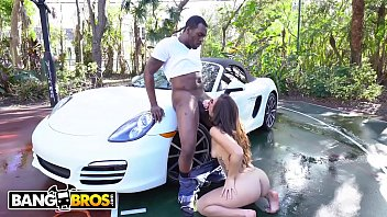 BANGBROS - Kelsi Gets Her Huge Ass Stuffed With Black Cock