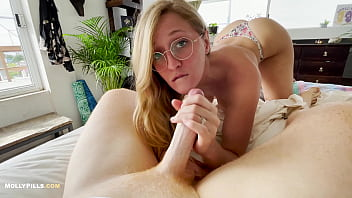 Hot Coffee and Morning Sex from Awesome Girlfriend Molly Pills Real Couple Homemade Porn