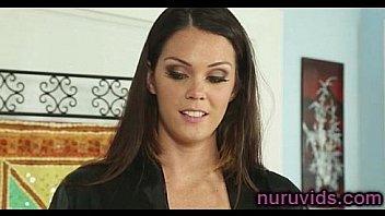 Busty brunette Alison Tyler