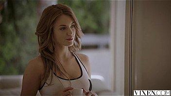 VIXEN Fashion Model Blake Edens Intense Sex Session