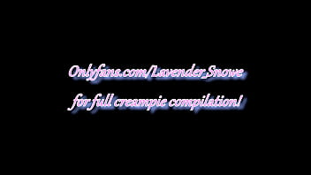 Cum in Pussy Cumpilation - Try Not to Cum Challenge Episode 4 by Lavender Snowe