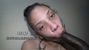 Best Sloppy Head Ever With Cum In Mouth By Mz Natural- DSLAF