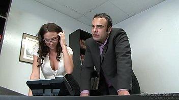 Chanel Preston Fucked On Office