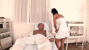 Harassing the nurse