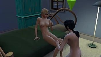 The Sims 4 adulto as lesbicas mais gostosas do The Sims 4