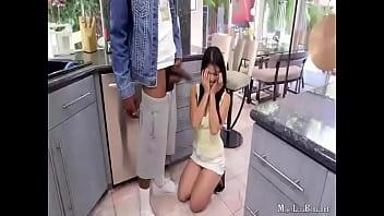 sexo interracial una china con un negro de una vergota