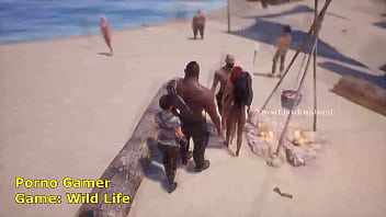 Jugando Wild Life 2