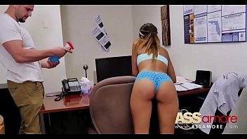 Fucked The Office New Cleaning Lady