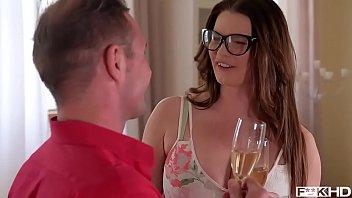 Ultra Hot & Busy Secretary In Glasses Rides A Hard Dick - fakyutube.com