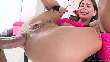 Anal stretching gape