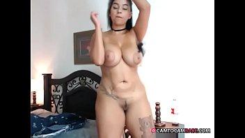 Sexiest chubby milf nude show