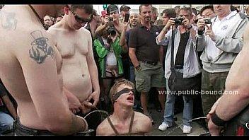 Public men meeting bondage group sex