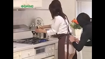 Gameshow: Japanese girl chef get fuck on | Watch more: