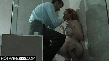 Wife Sharing Husband Lauren Phillips Vouyer Deep Throat Huge Boobs Ginger