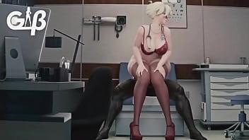 GB's Mercy porn Best of