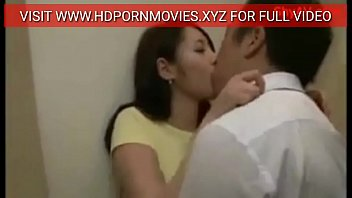 Cheating japanese wife fucked hard