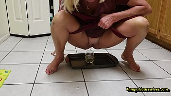 Mom's Pee Compilation, She Might Be PISSED