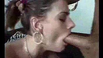 Teen with pigtails deepthroat facefuck Full