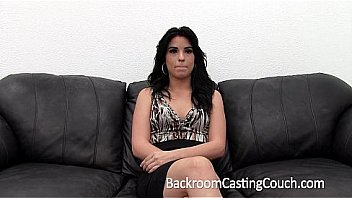 Pregnant brunette female amateur