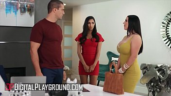 Digital Playground - Ramon Nomar Angela White Gianna Dior - Exposure Scene 3