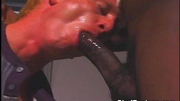 Interracial hardcore gay anal action