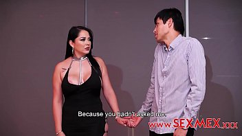 Club in which rich young men bring a MILF to auction her to the highest bidder