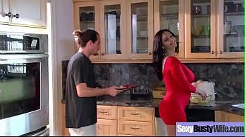 (Ava Addams) Sexy Busty Wife Love Hardcore Action Sex  movie-07