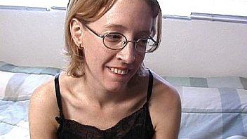 JoyOfSpex Molly in glasses masturbation full