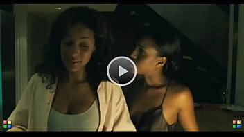 "Kerry Washington Lesbian Sex Scene in ""She Hate Me"""