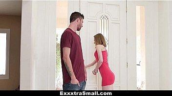 ExxxtraSmall - Russian Teen Tight Pussy Plowed